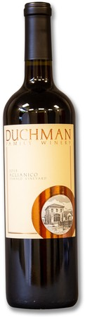 2015 Duchman Family Aglianico